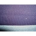 Indigo Blue Terry Twill Stretch jersey de mezclilla