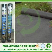 Tissu non tissé à rouleaux à rouleaux personnalisés pour la couverture végétale