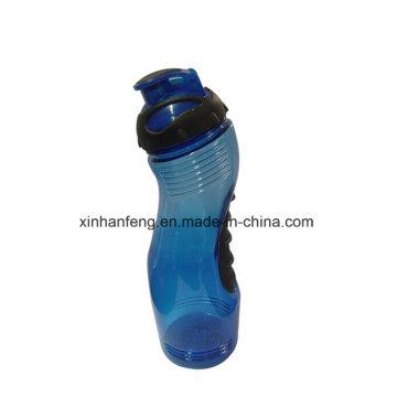 Garrafa de água de bicicleta de policarbonato (HBT-014)