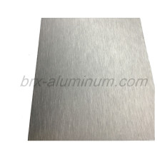 Brushed Anodized aluminum alloy sheet