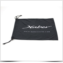 Personalized Drawstring Microfiber Gift Bag with Offset Printing