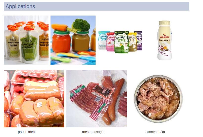 Food & Beverage Autoclave