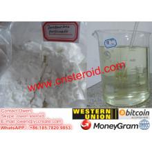 Polvo del propionato de Drostanolone puro al por mayor Premixed 100mg