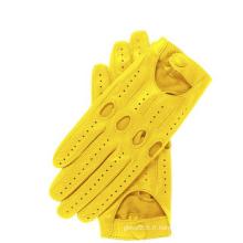 Fournisseur de gants en plastique orange de qualité supérieure
