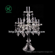 Glass Candle Holders for Home Decoration by BV