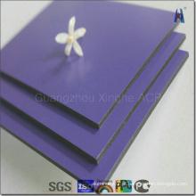 Painel de placas de laboratório de alumínio compsite de preço barato