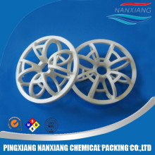 PP Plastic teller rosetter Ring for tower packing