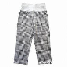 Children's Sports Trousers, Made of 100% Cotton, Comfortable to Wear