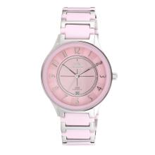 Relógios de aço inoxidável e de cerâmica de quartzo de venda quentes do OEM de quartzo de Badatong 2016 relógios