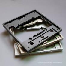 Aluminium CNC usinage pour l'élément de Base