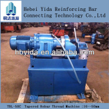 Hebei Yida rebar tapered threading machine,rebar threading machine