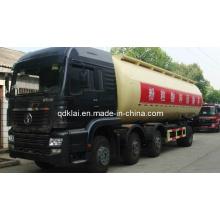 Camión cisterna del cemento a granel de la famosa marca D'long 30m3 Capacity