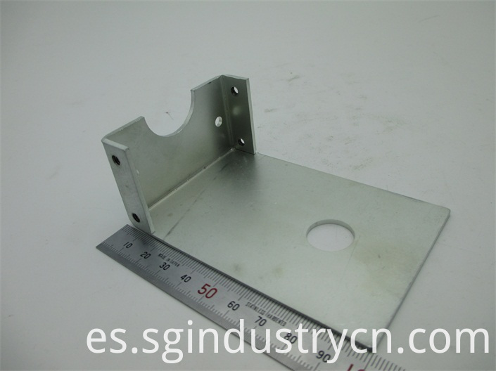 Textile Equipment Precision Machining Parts