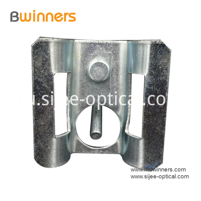 Pole Mount Clamp Bracket
