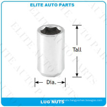6 Point Tuner Lug Nuts for Car