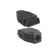 Obdii/Eobd/Jobd/OBD/OBD 2/Obdii/OBD11/J1962 Male Connector OBD2 16 Pin Male Adapter