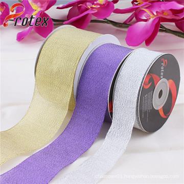 Gold Metallic Ribbon