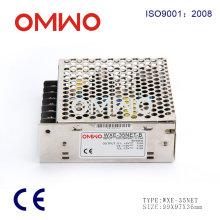 Fonte de alimentação com interruptor LED Wxe-35net-B de 35W, SMPS