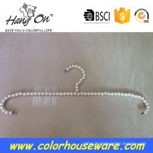 Erwachsenen Perle Kunststoff Kleiderbügel für Kleiderbügel