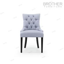 Les concepteurs célèbres modernes ont utilisé des chaises de salle à manger d'hôtel / chaise arrière élevée de trône