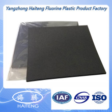 Black Teflon Board with Excellent Corrosion-Resistance