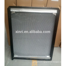 CHINA Gold Sun supply aluminum radiator for Iran truck AMICO Radiator AZ9123530305