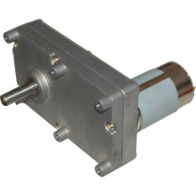 RS555 DC Motor Low Speed High Torque with Short Flat Gearbox Can Meet Small Installation Space