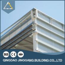 Estrutura de aço Prefab Estrutura metálica estrutural estrutural
