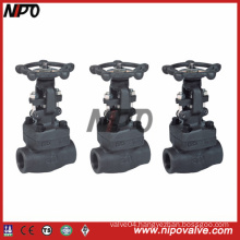 Forged Steel A105 Thread Gate Valve