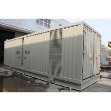 Super Silent 880 кВт / 1100 кВА Дизель-генератор для правительства (GDC1100 * S)