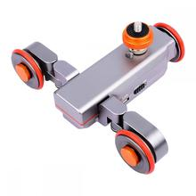 Auto track film video kontrol mobil dolly