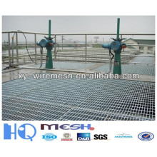 Professional manufacture hot dipped galvanized steel bar grating/welded steel bar grating from anping (ISO9001:2008)