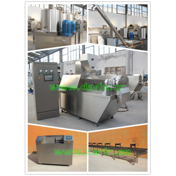 Pet+Treat+Dog+Snack+Extuding+Machine+Producing+Line