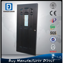Porta de vidro do quadro de alumínio de Fangda, a porta a mais atrasada popular