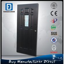 Фанда Алюминиевая Рама Стеклянная Дверь, Последние Популярные Двери