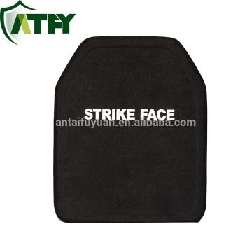 Placas de armadura balística Panel de inserción de placa de chaleco antibalas Placa HP HP + PE