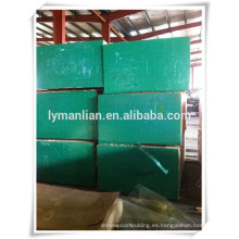 chapa de madera laminada / LVL