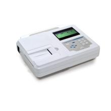 Большой экран один одноканальной животных ЭКГ ветеринарных электрокардиограф (V-см100)