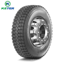 High quality radial truck tire 1000r15, Keter Brand truck tyres with high performance, competitive pricing