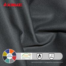 tissu de spandex ignifuge de coton / polyester pour des vêtements de travail