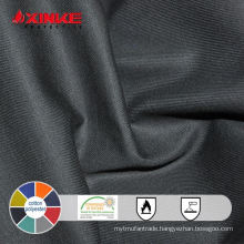 cotton/polyester fire retardant spandex fabric for workwear