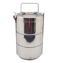 Edelstahl-Vakuum-Lunch-Box