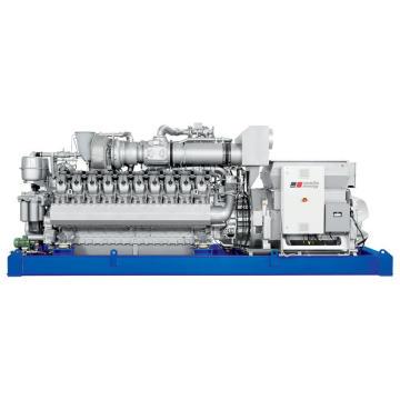 MTU Биогазовый газогенератор