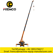 FOTON Chassis Wheel Truck Crane
