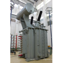 11 / 0.433kv 35kV 110kV dyn11 Stahl, der den elektrischen Lichtbogenofen-Transformator 12MVA herstellt