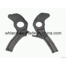Stainless Steel Precision Casting Motorcycle Parts with Machining