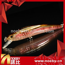 NOEBY isca artificial rígido corpo plástico pesca pesca iscas de peixes