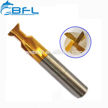 BFL-4 Blades Dovetail Sharp Endmill Cutter/Carbide Dovetail Groove Cutter From China