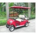 Klimamodell 4 Sitze elektrischer Golfwagen mit CER-Zertifikat