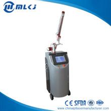 Laser fracionário da máquina da limpeza do CO2 do pixel do pixel para o equipamento médico da beleza